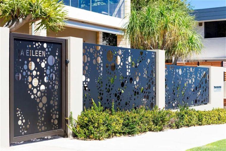 花式围墙设计,美了整体!_57