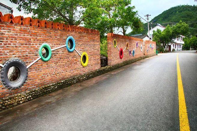 花式围墙设计,美了整体!_69