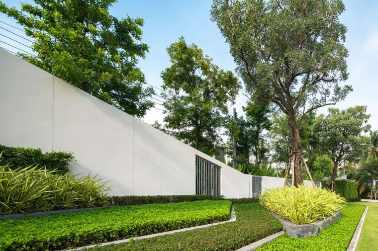 花式围墙设计,美了整体!_92