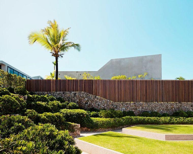 花式围墙设计,美了整体!_99