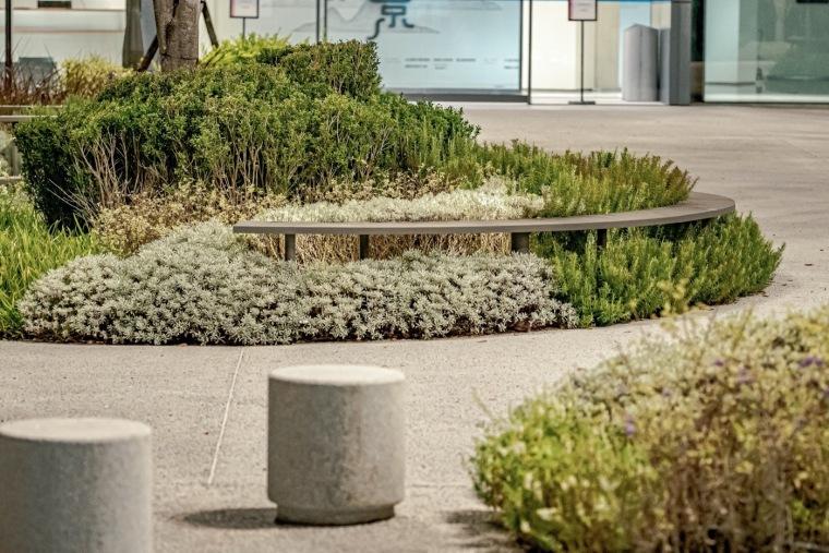 嘉义嘉义美术馆的广场实景图5
