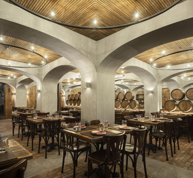 葡萄牙Barril餐厅室内实景图3