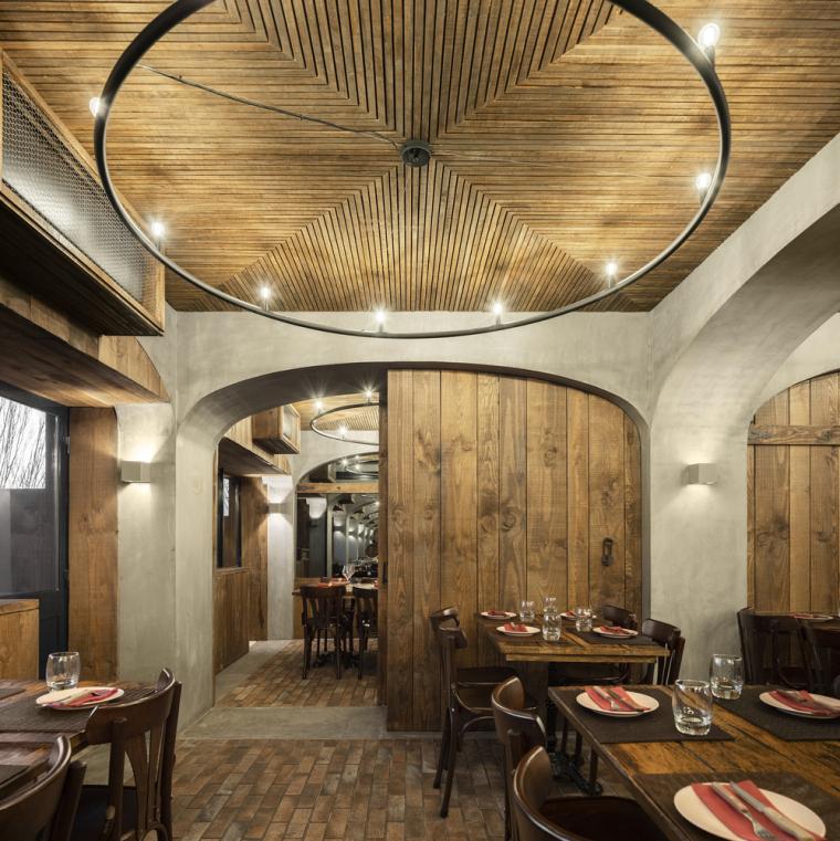 葡萄牙Barril餐厅室内实景图6