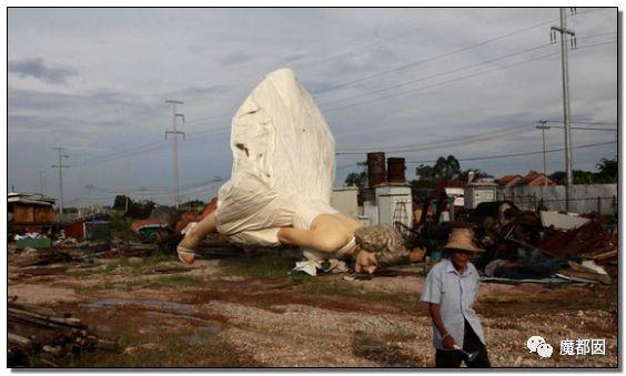 看看这些沙雕雕塑,实在是无法直视!_52