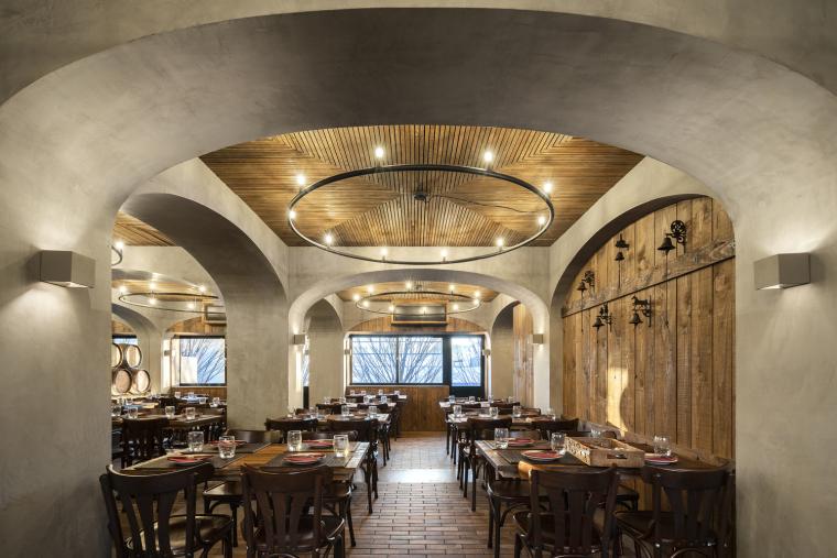 葡萄牙Barril餐厅室内实景图10