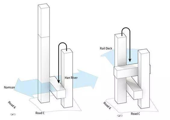 建筑方案推演分析图25例_21