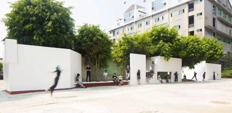花式围墙设计,美了整体!_3