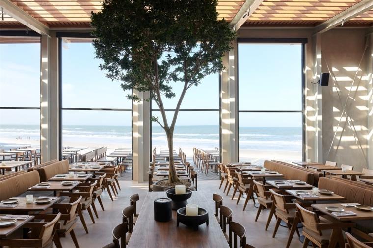 荷兰DeRepubliek海滨餐厅-荷兰De Republiek海滨餐厅室内实景图3