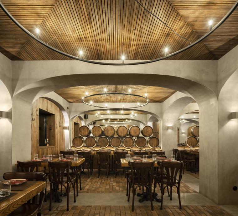 葡萄牙Barril餐厅室内实景图18