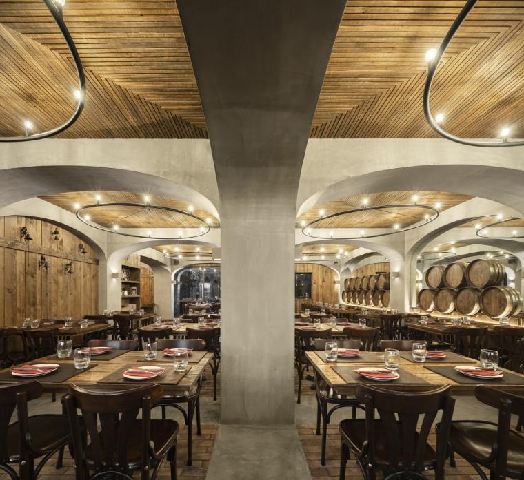 葡萄牙Barril餐厅室内实景图20