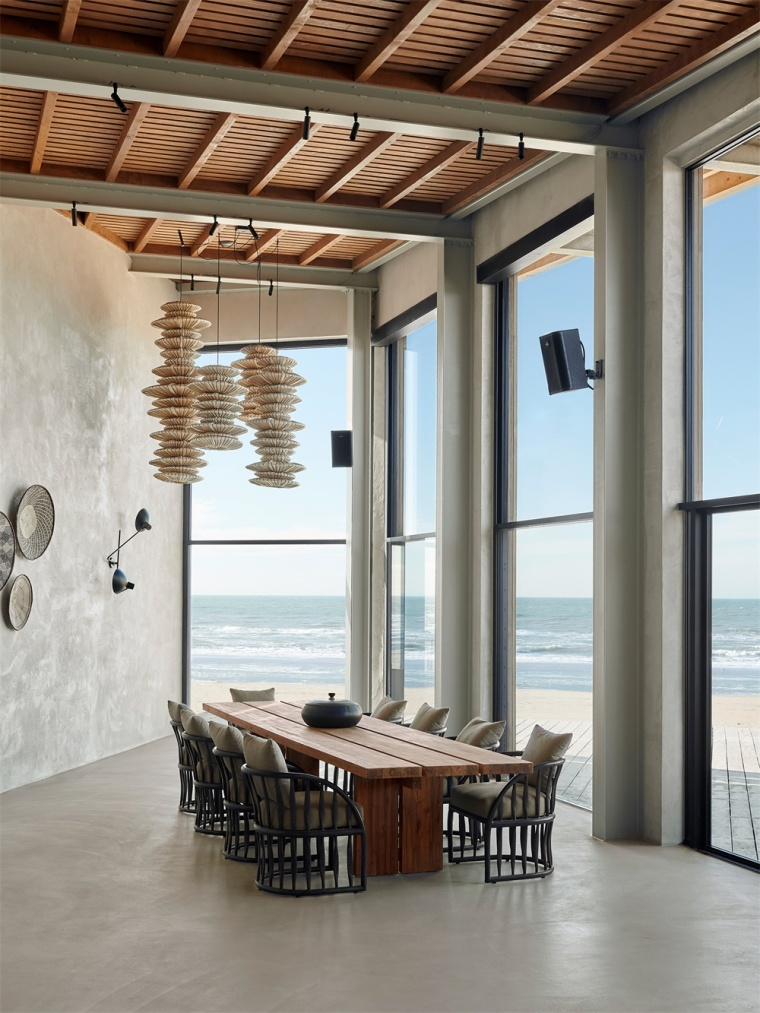荷兰DeRepubliek海滨餐厅-荷兰De Republiek海滨餐厅室内实景图6