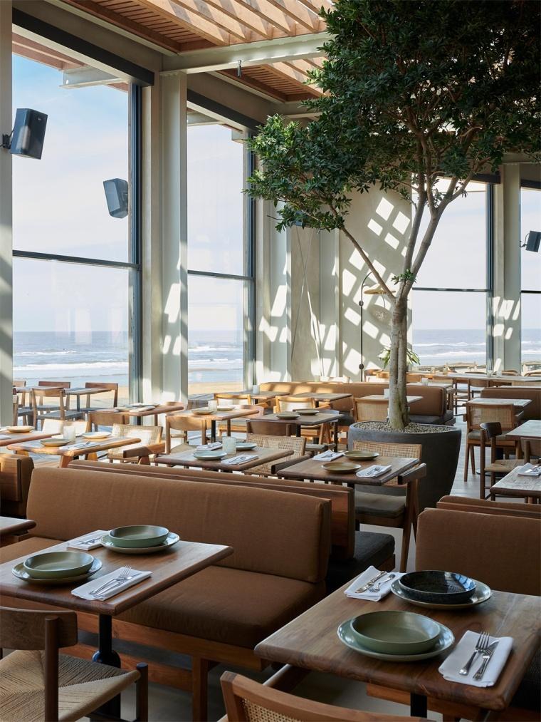 荷兰DeRepubliek海滨餐厅-荷兰De Republiek海滨餐厅室内实景图7
