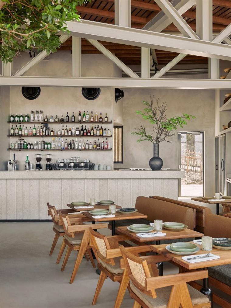 荷兰DeRepubliek海滨餐厅-荷兰De Republiek海滨餐厅室内实景图8