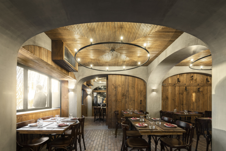葡萄牙Barril餐厅室内实景图23