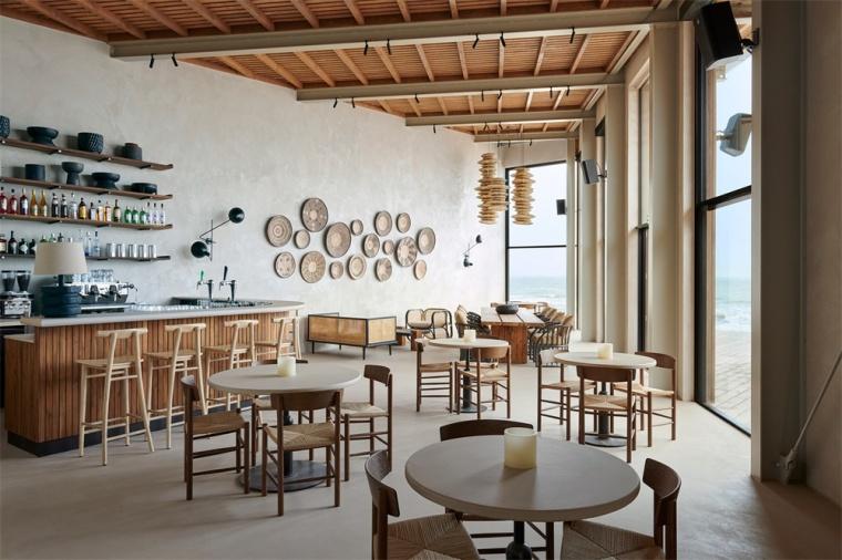 荷兰DeRepubliek海滨餐厅-荷兰De Republiek海滨餐厅室内实景图13