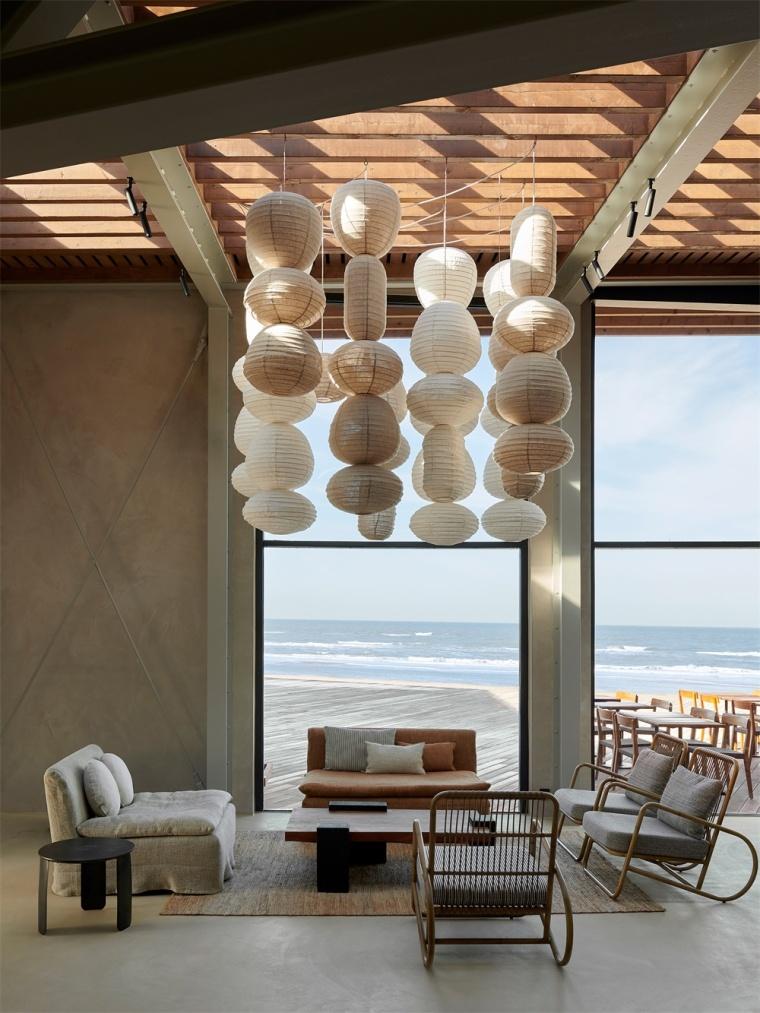 荷兰DeRepubliek海滨餐厅-荷兰De Republiek海滨餐厅室内实景图12