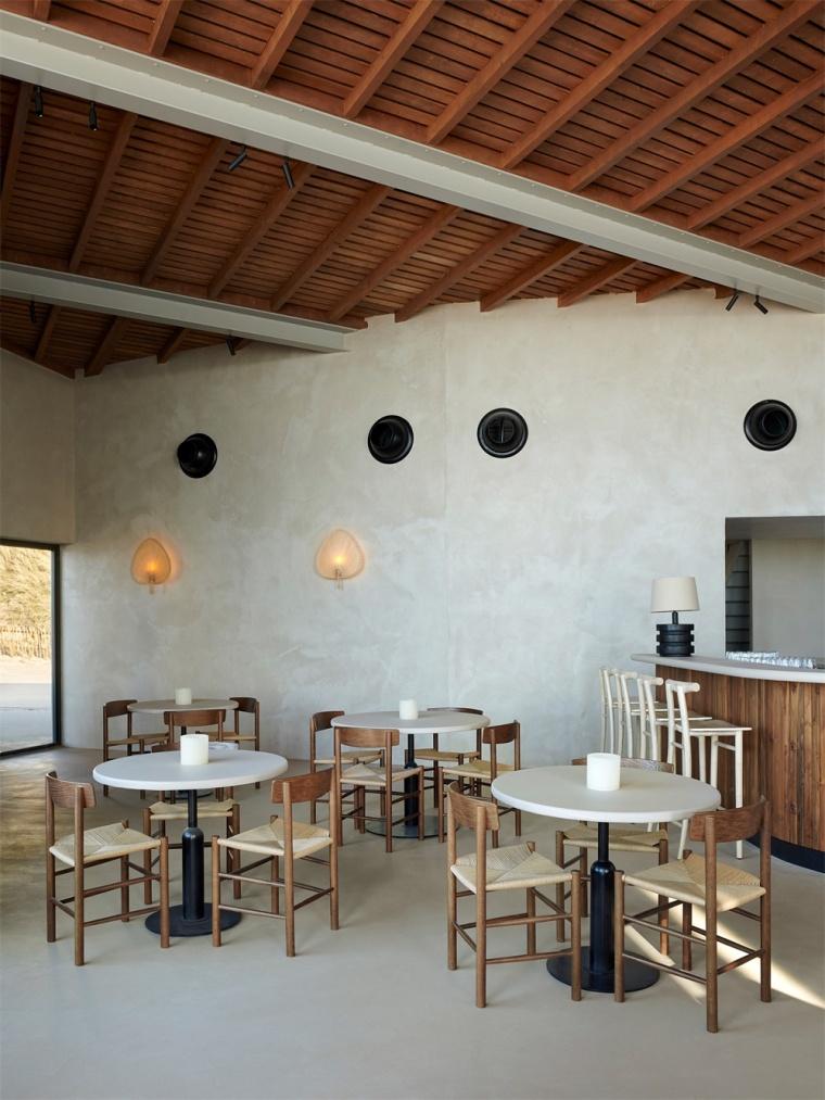 荷兰DeRepubliek海滨餐厅-荷兰De Republiek海滨餐厅室内实景图14