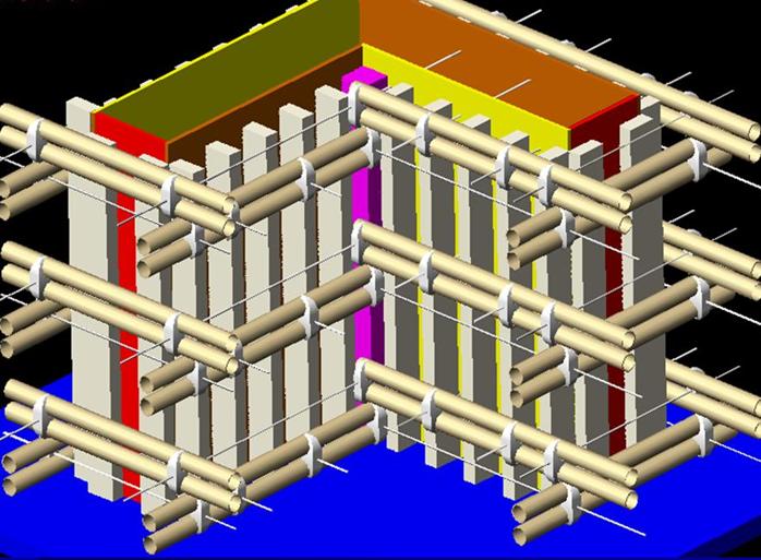 名企模板工程施工指引讲义(187页)-名企模板工程施工指引讲义