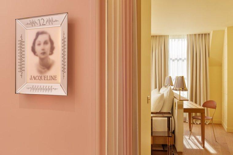 法国9Confidential酒店-法国9 Confidential酒店室内实景图9