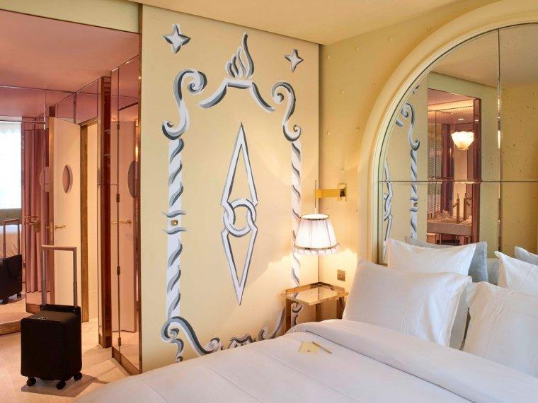法国9Confidential酒店-法国9 Confidential酒店室内实景图10