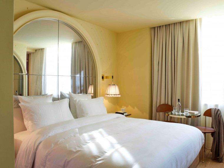 法国9Confidential酒店-法国9 Confidential酒店室内实景图13