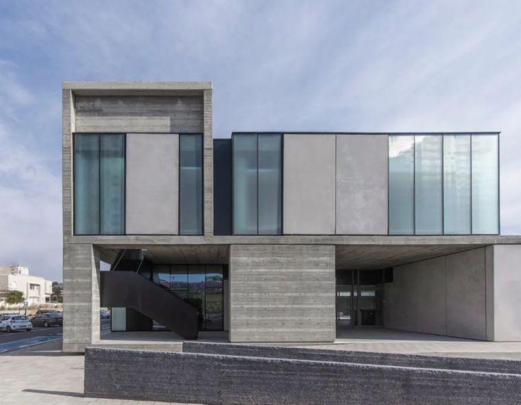 「分享」建筑立面中的构成之美_28