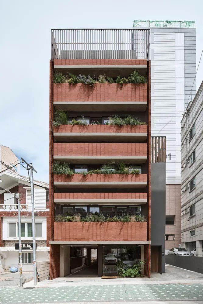 「分享」建筑立面中的构成之美_29