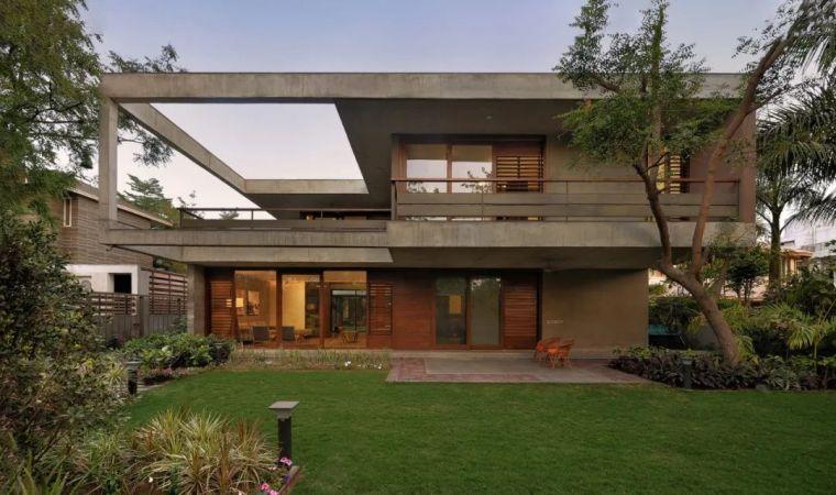 「分享」建筑立面中的构成之美_32