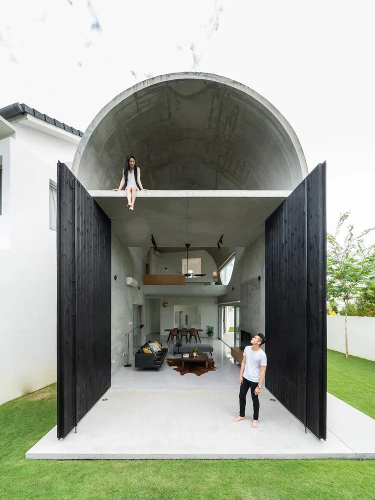 「分享」建筑立面中的构成之美_33