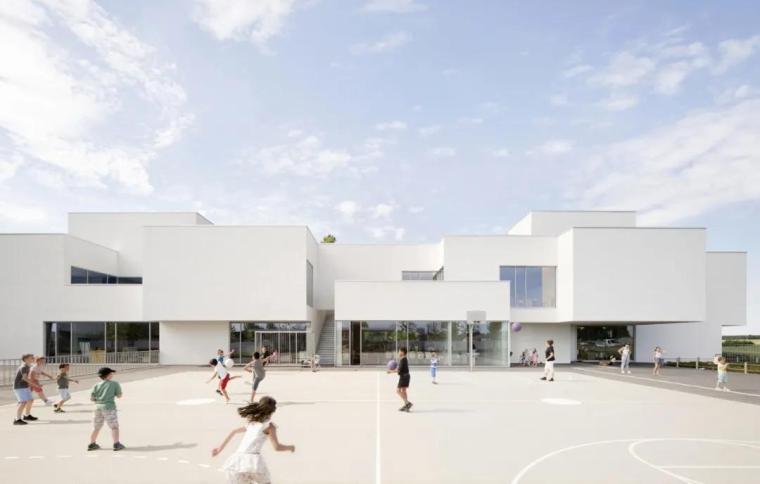 「分享」建筑立面中的构成之美_35