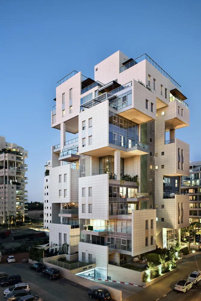「分享」建筑立面中的构成之美_39