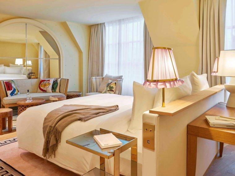 法国9Confidential酒店-法国9 Confidential酒店室内实景图15