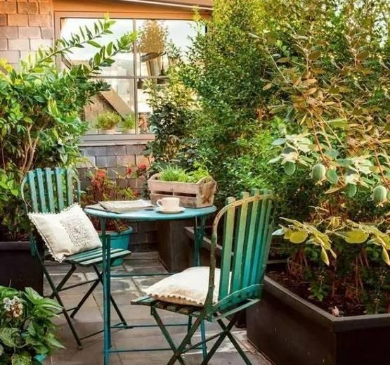 露台花园那么美,下雨该咋办?_18