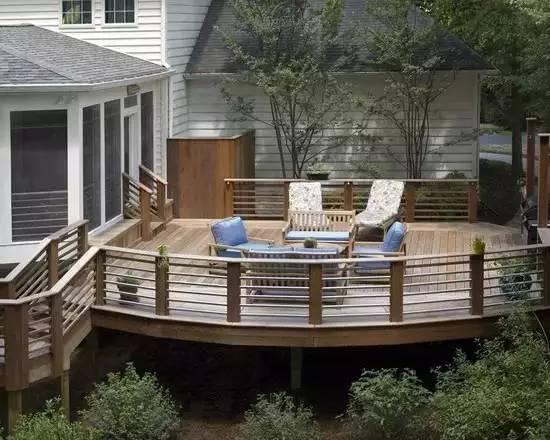 露台花园那么美,下雨该咋办?_9