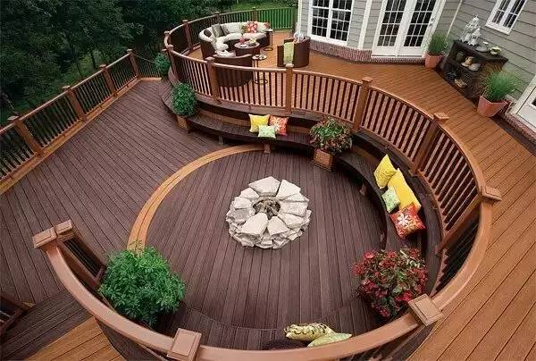 露台花园那么美,下雨该咋办?_11