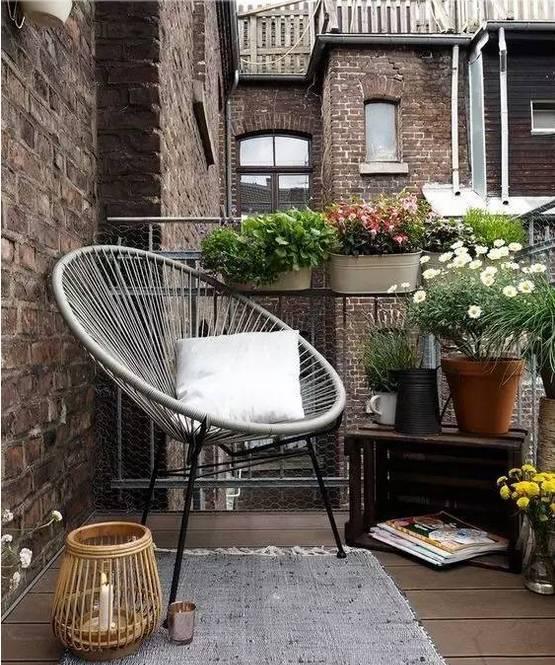 露台花园那么美,下雨该咋办?_20