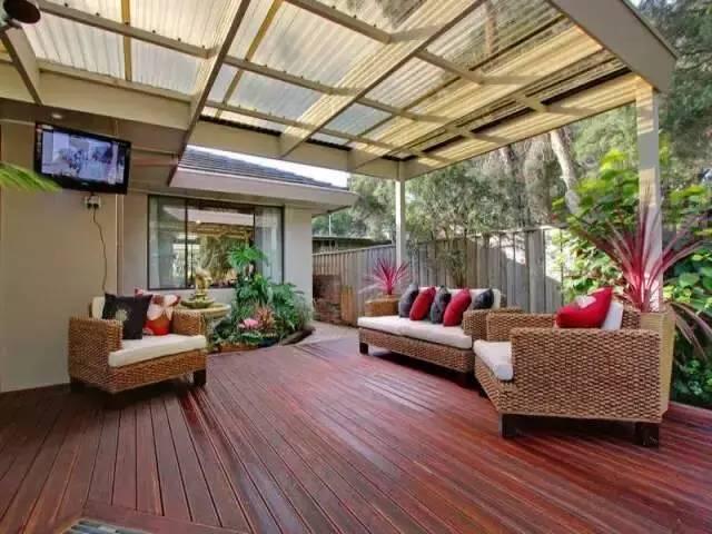 露台花园那么美,下雨该咋办?_29