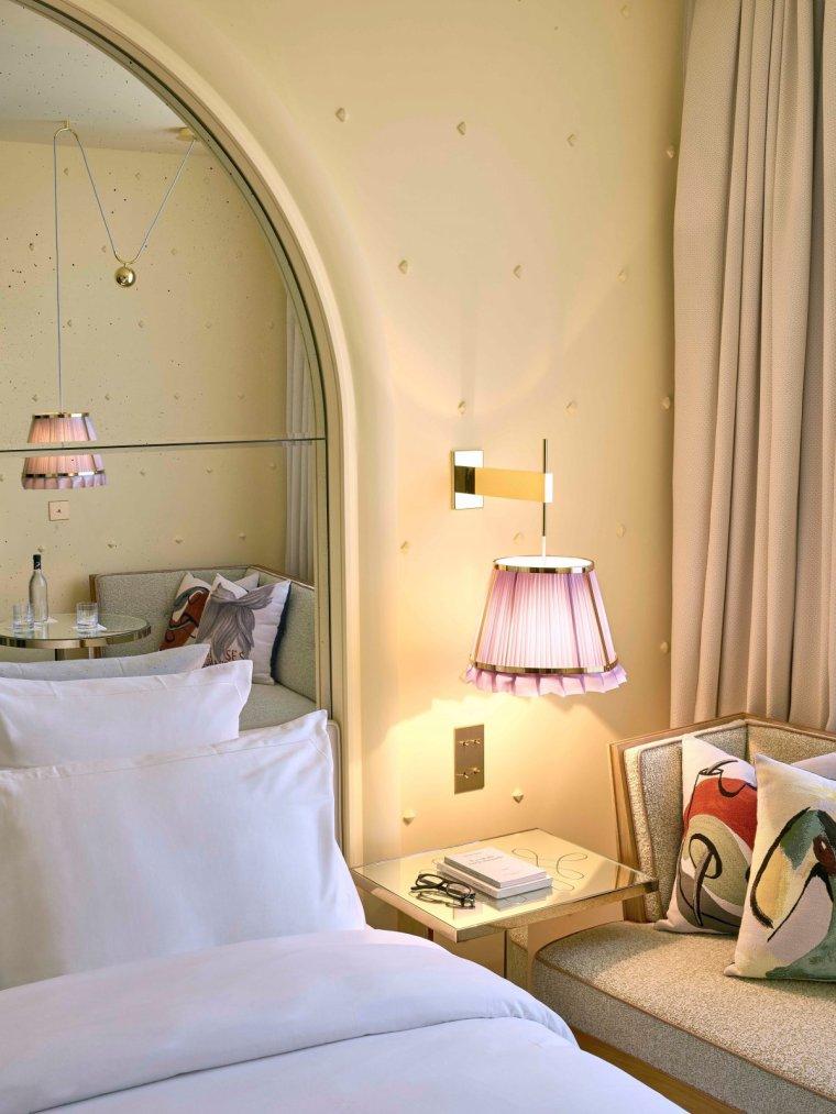 法国9Confidential酒店-法国9 Confidential酒店室内实景图16