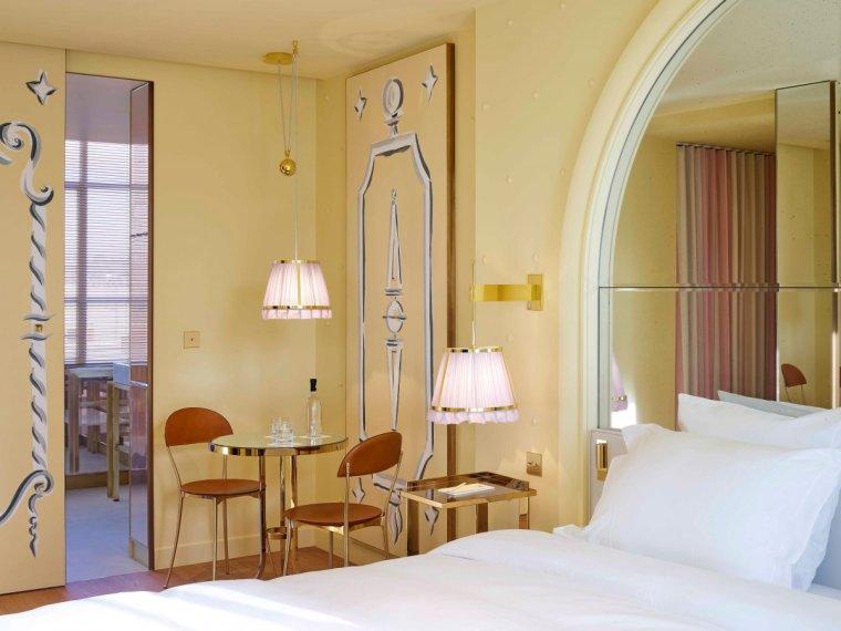 法国9Confidential酒店-法国9 Confidential酒店室内实景图17