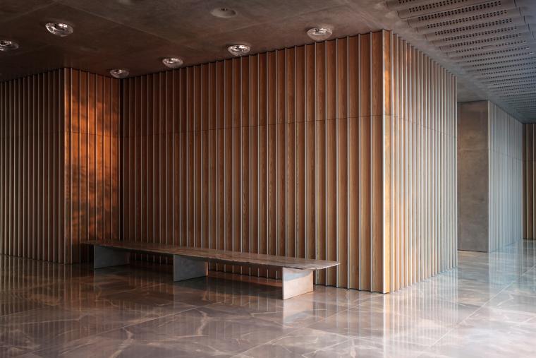 香港港丰发展总部室内实景图4