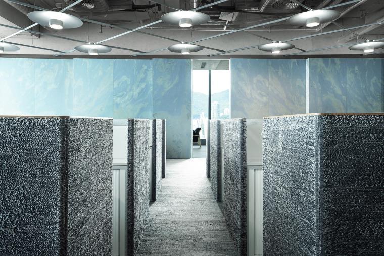 香港港丰发展总部室内实景图11