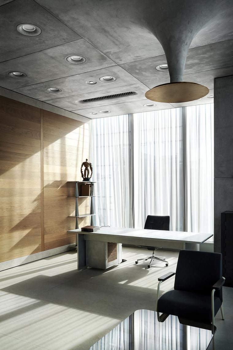 香港港丰发展总部室内实景图13