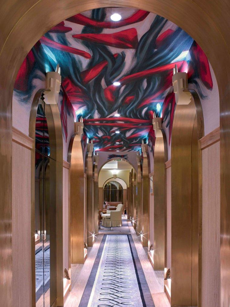 法国9Confidential酒店-法国9 Confidential酒店室内实景图