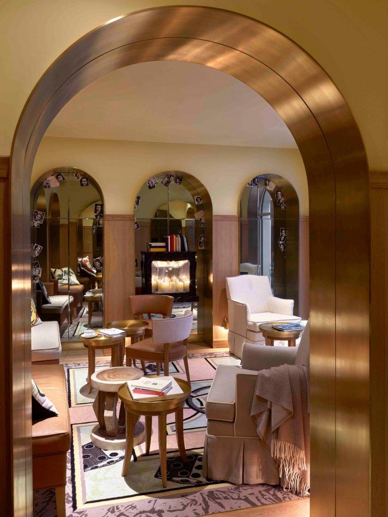 法国9Confidential酒店-法国9 Confidential酒店室内实景图2
