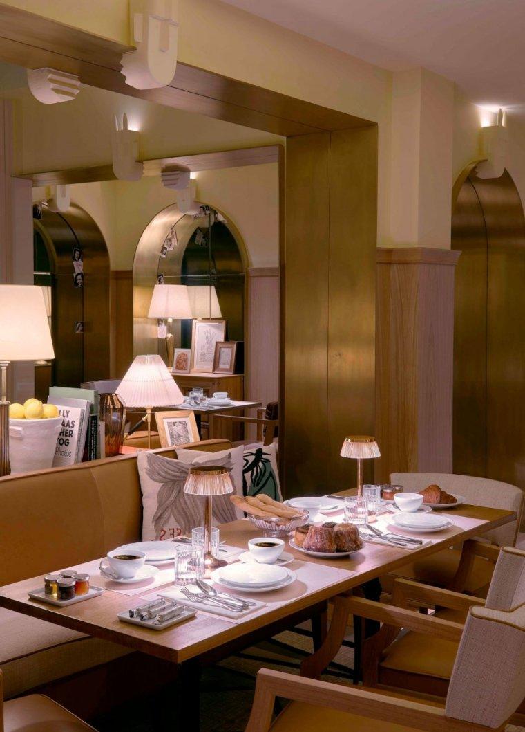 法国9Confidential酒店-法国9 Confidential酒店室内实景图3