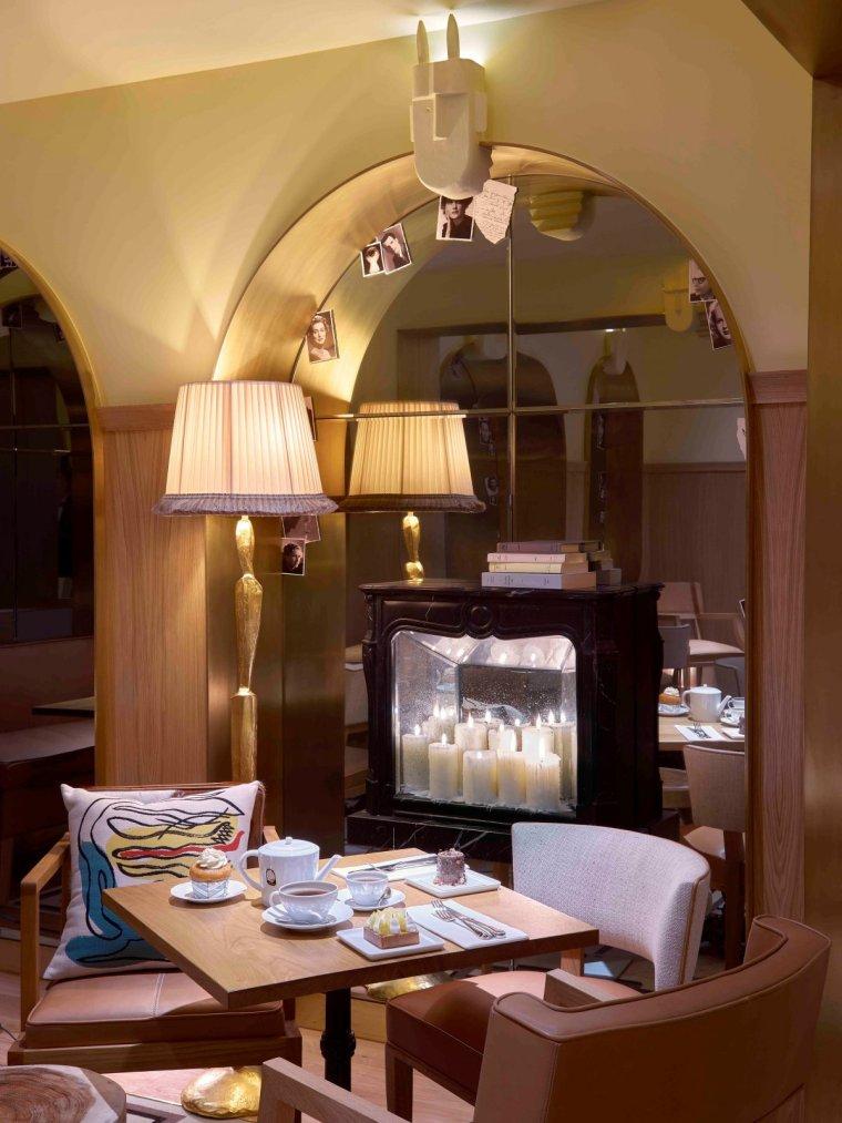 法国9Confidential酒店-法国9 Confidential酒店室内实景图6