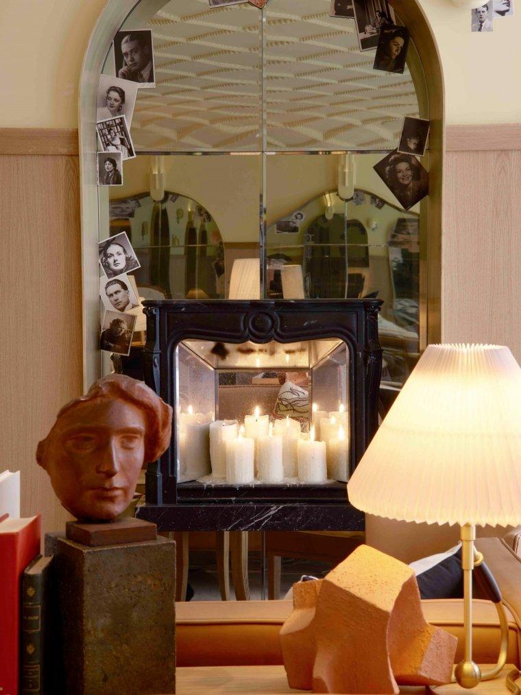 法国9Confidential酒店-法国9 Confidential酒店室内实景图5