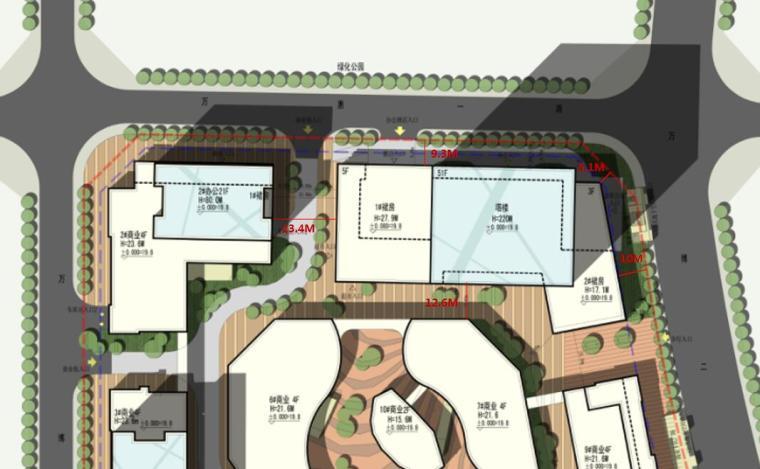 [广东]现代风国际中心商业办公建筑方案设计-QQ截图20201125220956