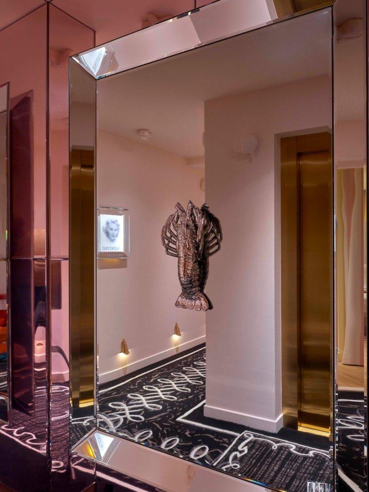 法国9Confidential酒店-法国9 Confidential酒店室内实景图8