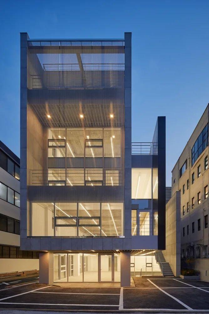 「分享」建筑立面中的构成之美_19